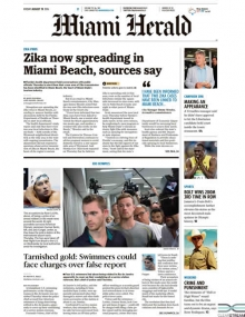 Miami Herald_8.19.16_Cover