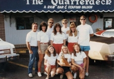the first Quarterdeck